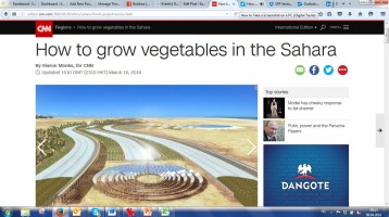 The Tunisia work of SFP featured on CNN