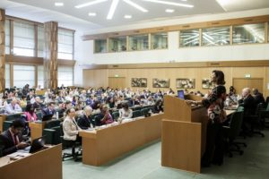 15 June 2016, Rome Italy - Maria Helena Semedo - FAO Deputy Director-General, Coordinator for Natural Resources. Global Alliance for Climate-Smart Agriculture (GACSA) Annual Forum, FAO headquarters (Green Room).