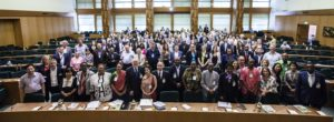 16 June 2016, Rome Italy - Group Photo of Global Alliance for Climate-Smart Agriculture (GACSA), FAO headquarters (Green Room).